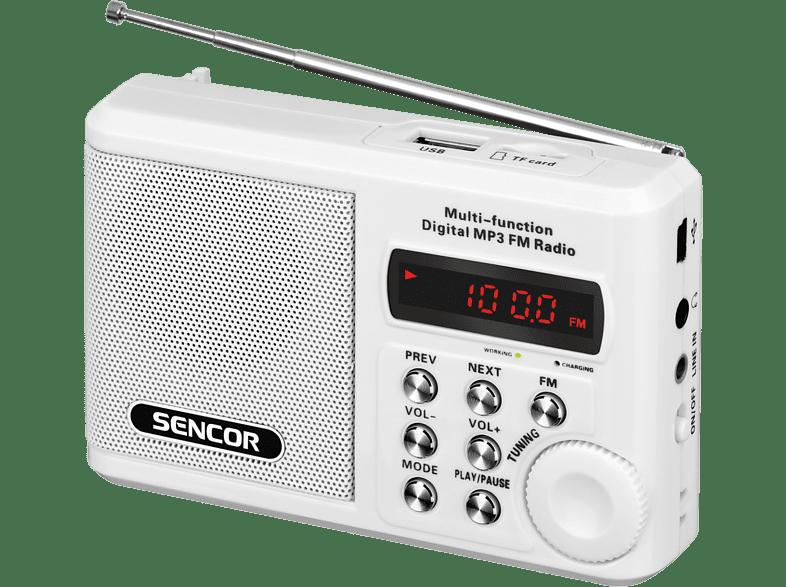 SENCOR SRD 215 W τηλεόραση   ψυχαγωγία ήχος ραδιόφωνα εικόνα   ήχος   offline φορητός ήχος ραδιόφ