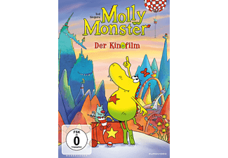 Molly Monster - (DVD)