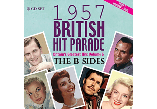 VARIOUS - The 1957 British Hit Parade: The B Sides Part 1 - (CD)