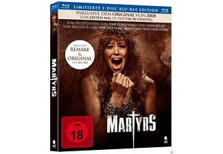 Martyrs (Original & Remake) [Blu-ray]