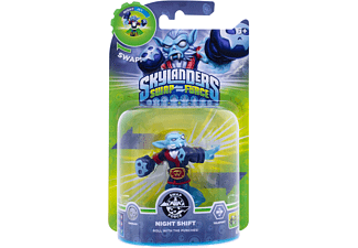 SKYLANDERS Swap Force - Night Shift Spielfiguren