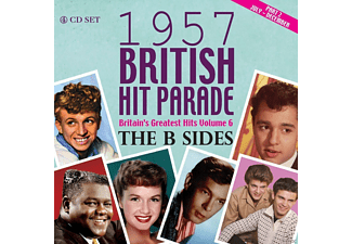 VARIOUS - The 1957 British Hit Parade: The B Sides Part 2 [CD]