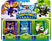 SKYLANDERS Swap Force - Triple Pack B (Zou Lou, Mega Ram Spyro, Blizzard Chill) Spielfiguren