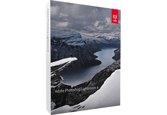 ADOBE (UE) Adobe Lightroom 6 Win/Mac DVD svenska