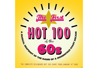 VARIOUS - The First Hot 100 Of The '60s [CD]