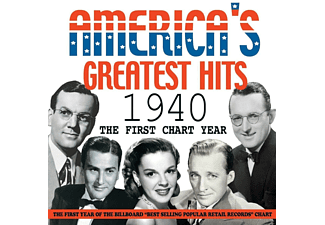 VARIOUS - America's Greatest Hits 1940 - (CD)