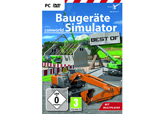 Baugeräte Simulator conworld - Best Of - PC