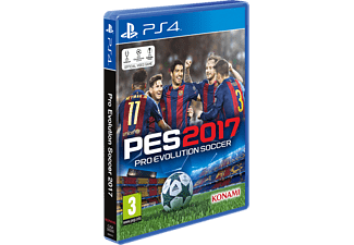 PES 2017 | PlayStation 4