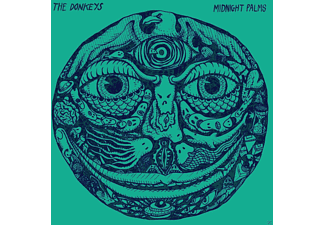 The Donkeys - Midnight Palms (Vinyl) [Vinyl]