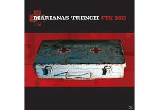 Marianas Trench - Fix Me [CD]