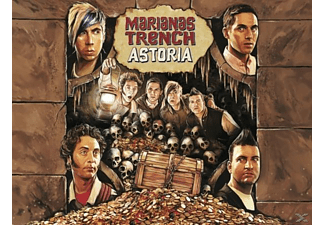 Marianas Trench - Astoria (Digipak) - (CD)