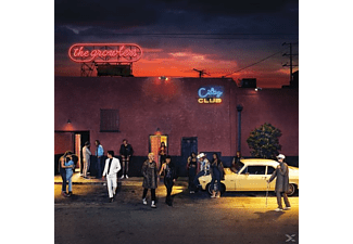 Growlers - City Club - (CD)