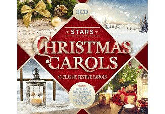 VARIOUS - Stars Of Christmas Carols - (CD)