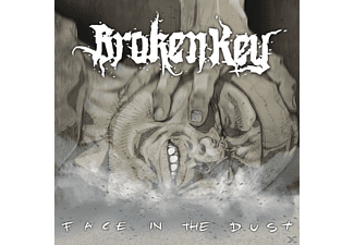 Broken Key - Face in the Dust - (CD)