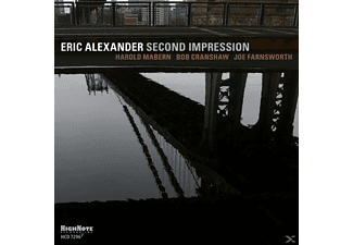 Eric Alexander - Second Impression [CD]