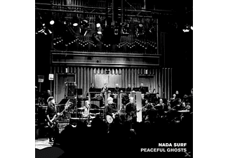 Deutsches Filmorchester Babelsberg, Nada Surf - Peaceful Ghosts (Live) - (CD)