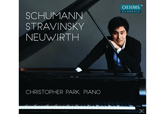 Park Christopher - Christopher Park spielt Schumann/Stravinsky/+ - (CD)