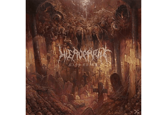 Hierophant - Mass Grave [CD]