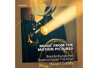 Howard Griffiths - Music from the Motion Pictures - (CD)