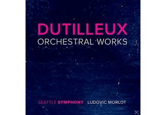 Morlot/Seattle Symph - Orchesterwerke - (CD)