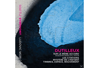 Morlot/Seattle Symph - Sur le meme Accord/Les Citations/+ - (CD)