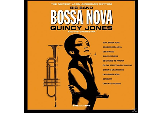 Quincy Jones - Big Band Bossa Nova - (Vinyl)