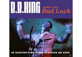 B.B. King - Nothing But...Bad Luck [CD]