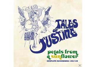 Tales Of Justice - Petals From A Sunflower [CD]