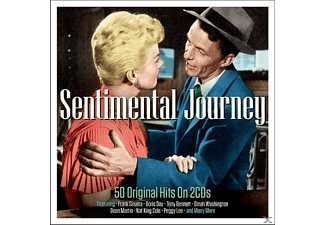 VARIOUS - Sentimental Journey - (CD)
