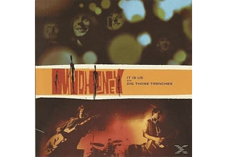 Mudhoney - It Is Us/Dig Those Trenches - (Vinyl)