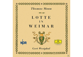 Lotte in Weimar - 13 CD - Hörbuch