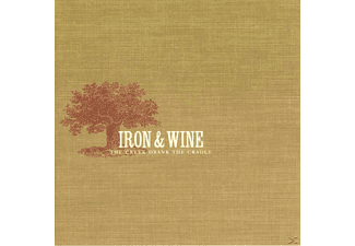 Iron And Wine - The Creek Drank The Cradle - (Vinyl)