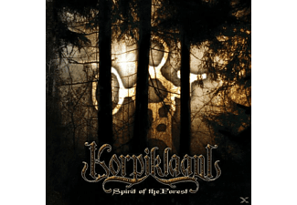 Korpiklaani - Spirit Of The Forest - (CD)