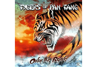Tygers Of Pan Tang - Only The Brave (7inch Vinyl) - (Vinyl)