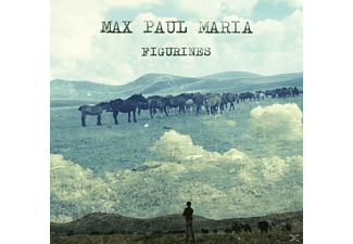 Max Paul Maria - Figurines [CD]