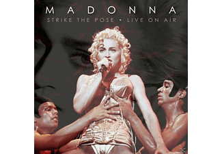 Madonna - Strike The Pose-Live On Air - (CD)