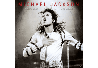 Michael Jackson - Who's Bad-Live On Air [CD]