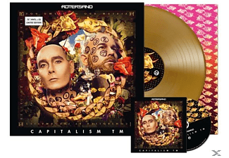 Rotersand - Capitalism TM (Lim.180g Goldenes Vinyl+CD) - (LP + Bonus-CD)