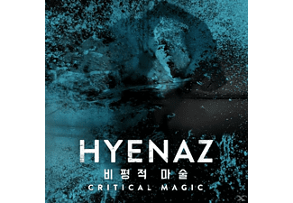 Hyenaz - Critical Magic [CD]