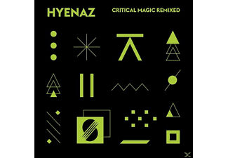 Hyenaz - Critical Magic Remixed - (LP + Download)