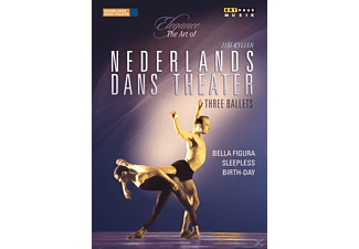 Jiri/netherlands Dance Kilian - Bella Figura/Sleepless/Birth-Day - (DVD)
