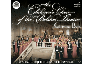 Children's Choir Of The Bolshoi Theatre - Christmas Bells - (CD)