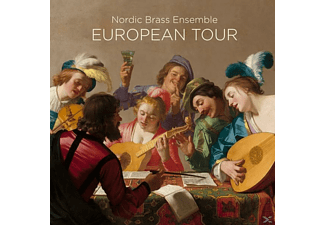 Nordic Brass Ensemble - European Tour - (Blu-ray Audio)