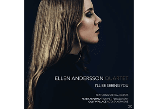 Ellen Andersson Quartet/Asplund/Wallace - I'll be seeing you - (CD)
