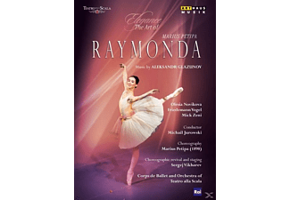 Pepita/Jurowski/Ballett and Or - Raymonda - (DVD)