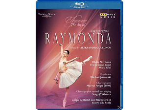 Pepita/Jurowski/Ballett and Or - Raymonda - (Blu-ray)