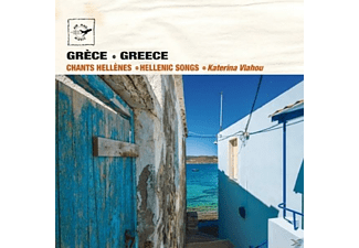 Katerina Vlahou - Greece Hellenic Songs - (CD)