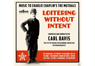 Davis Carl - Loitering Without Intent - (CD)