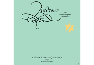 Nova Express Quintet - Andras & Book Of Angels Vol.28 [CD]