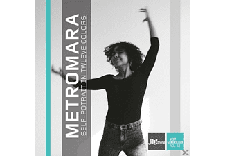 Metromara - Self-Portrait In Twelve Colors [CD]